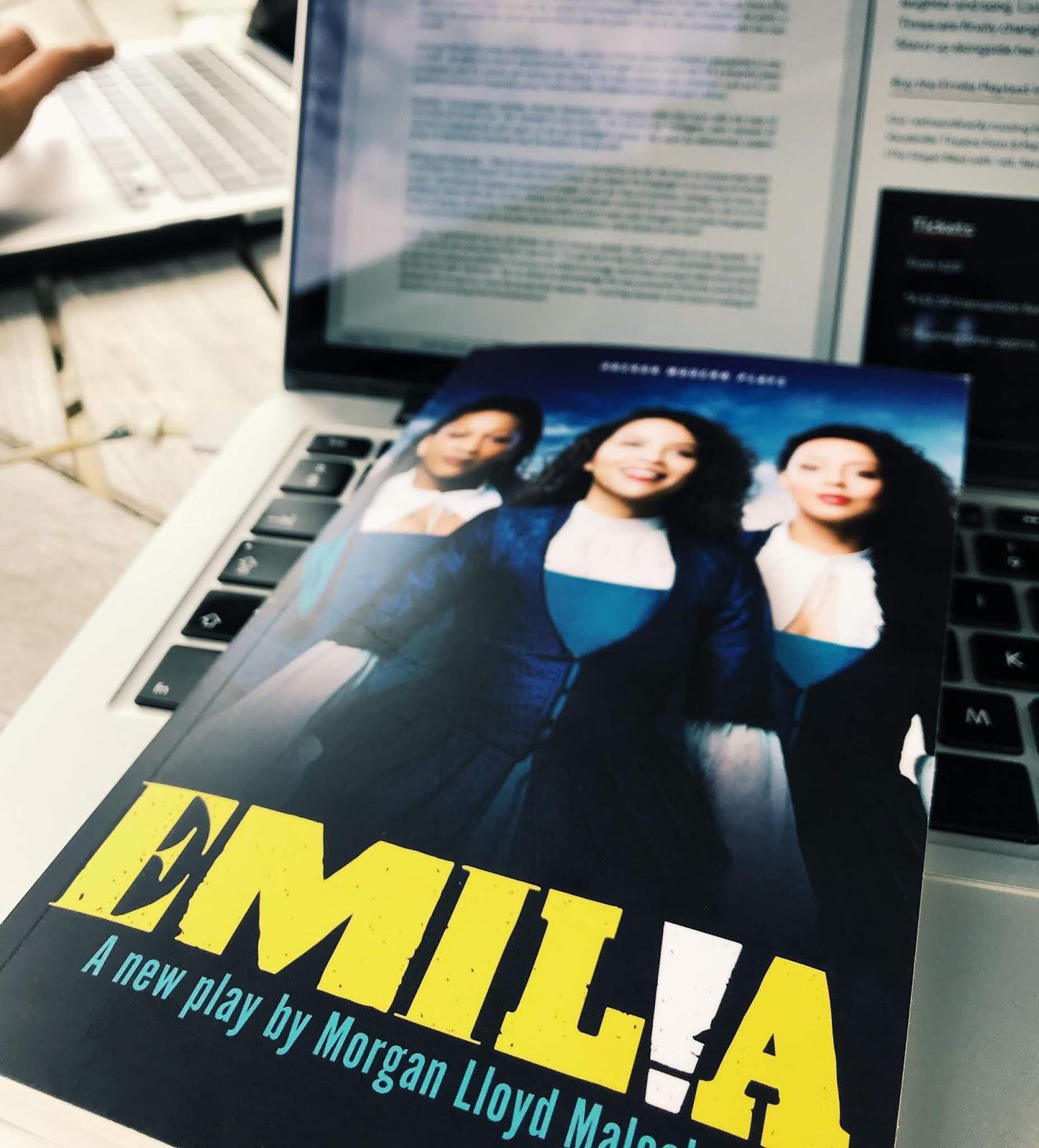 Emilia - Vaudeville Theatre