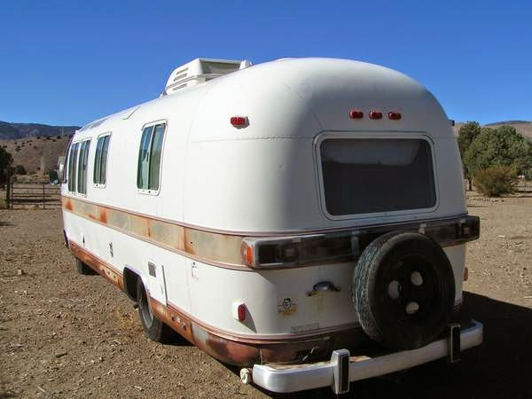 Used RVs 1976 AirStream Argosy Motorhome for Sale For Sale ...
