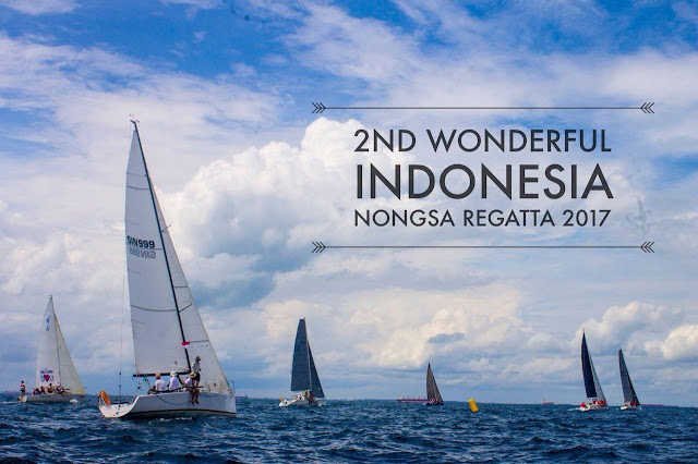 Pantai Namrole di Ende Sambut peserta Wonderful Sail 2 Indonesia 2017