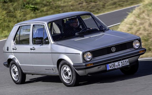 VW Golf - Geração 1