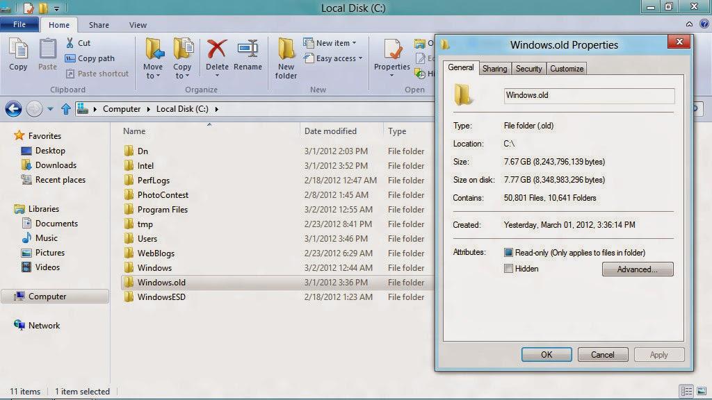 Cara Menghapus Folder Membandel (Susah Terhapus)