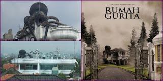 Fakta Rumah Gurita di Bandung
