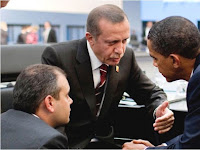 Erdogan Datang, Amerika Evakuasi Keluarga Diplomat dan Militer Tinggalkan Turki Selatan