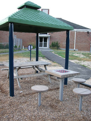 Barnstable Community School Picnic Area