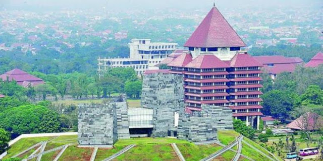 UI Best University in Indonesia