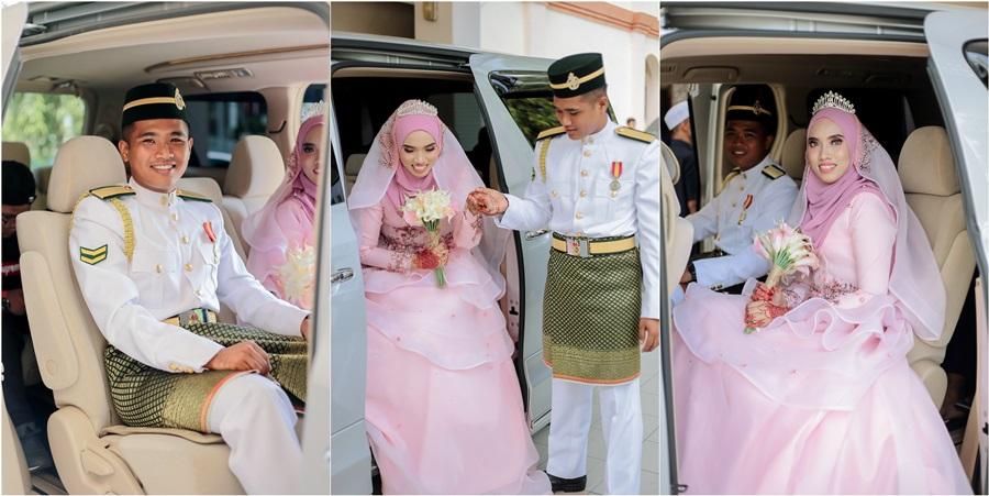 Majlis Kahwin di Dewan Bandaran Kulim