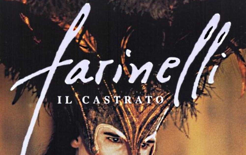 Lecturas Cinematogrficas Farinelli Il Castrato