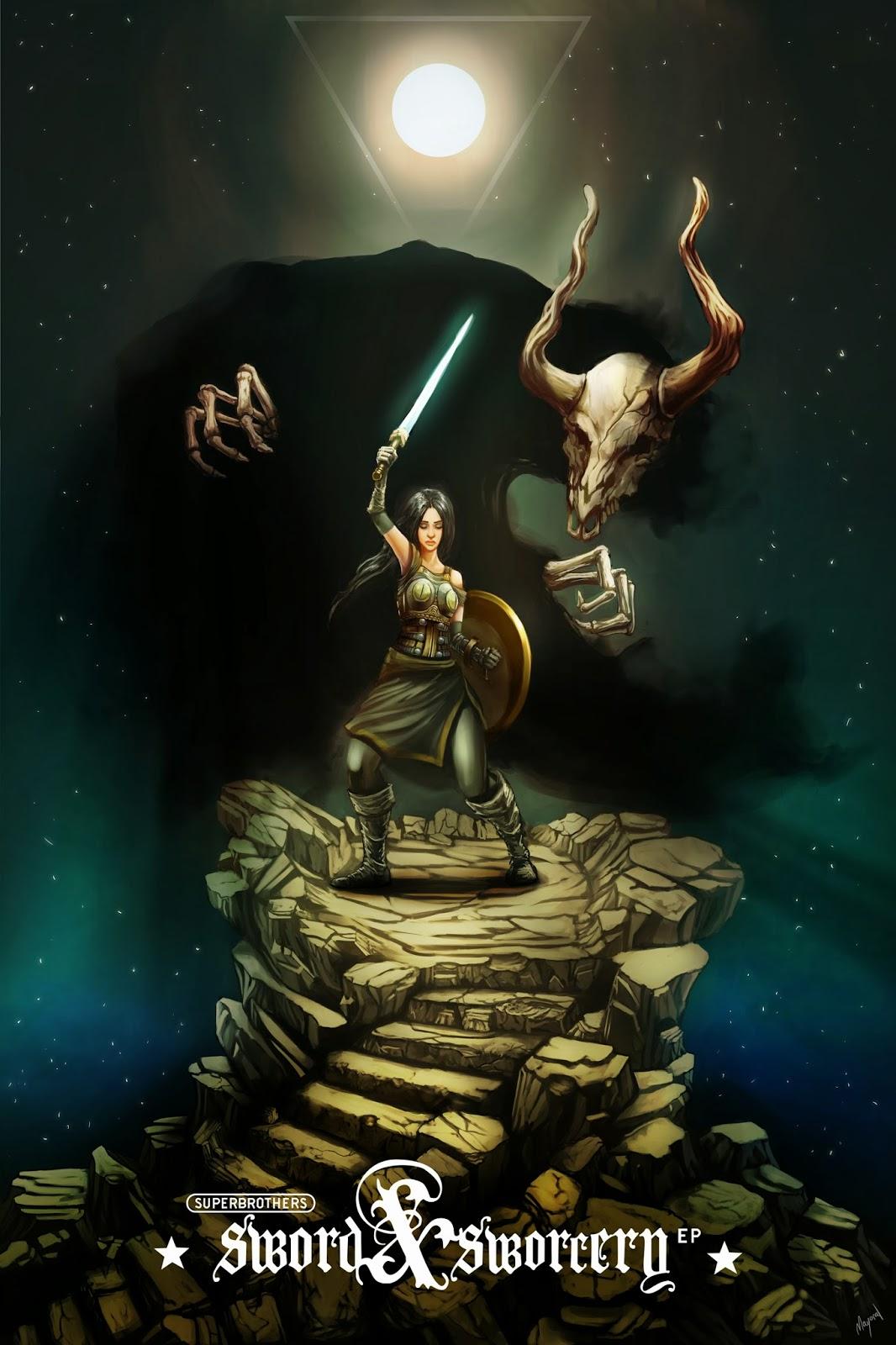 superbrothers sword sworcery