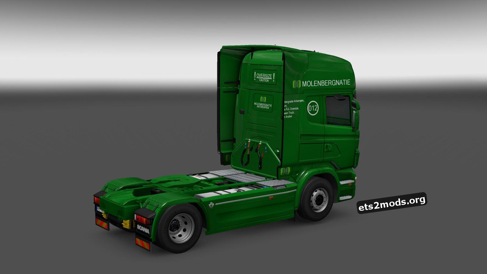 Scania RJL Molenbergnatie Skin