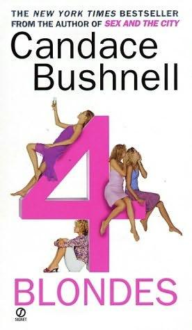 Cuatro rubias – Candace Bushnell