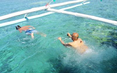 Snorkeling-Balicasag-marine-sanctuary