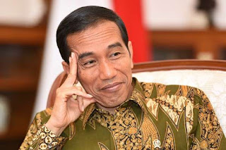 Prabowo Nyapres, Jokowi: Bagus! Demokrasi Kita Semakin Baik