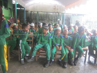 Lomba Azan class meeting