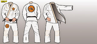 Risultati immagini per Kimono Bjj accademia kama