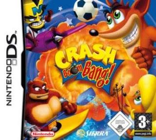 Crash Boom Bang!, NDS, Español