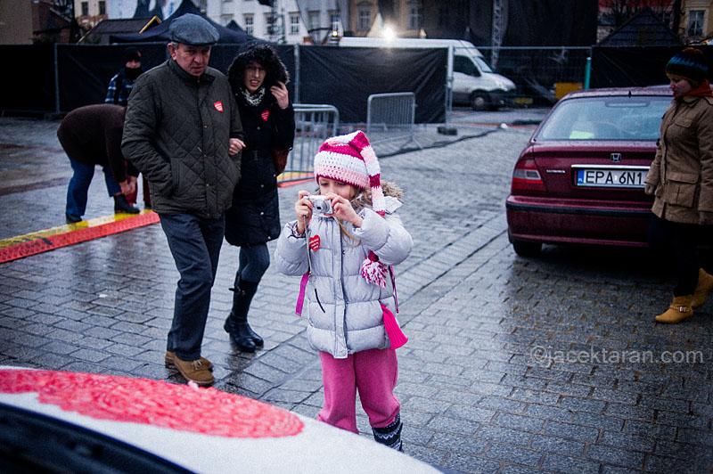 wosp, wielka orkiestra, krakow, zdjecia, dziecko, 2014, fotreportaz
