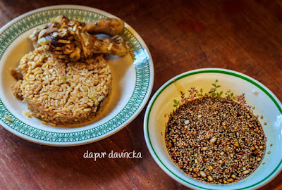 Resep Nasi Ayam Hainan Rebus bareng nasi dan ayam
