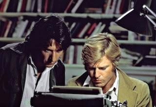 All the President's Men, Dustin Hoffman, Robert Redford