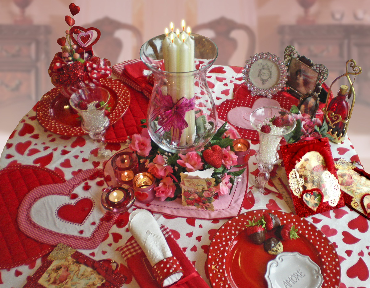 Valentines Day Ideas: Valentine's Day Decorations Ideas 2016 To Decorate Bedroom