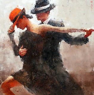 Андре Кон. Танго. 1998