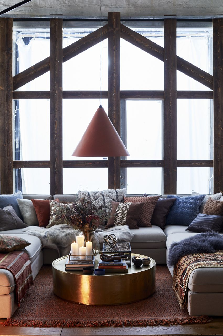 decordemon A log cabin with interior design inspired by Aspen