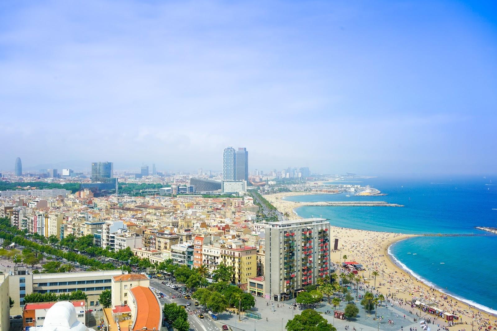 Barselona İspanya
