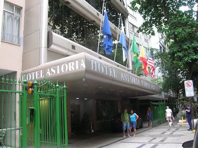Hotel Astoria Copacabana, Rio de Janeiro,  Brasil, La vuelta al mundo de Asun y Ricardo, round the world, mundoporlibre.com