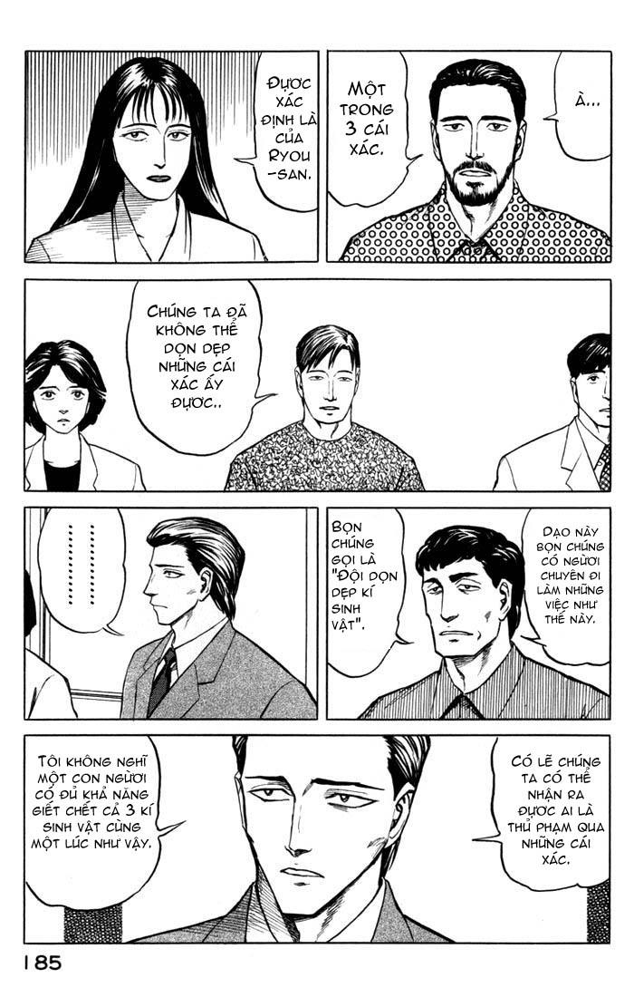 Kiseijuu chương 51: hướng đi trang 9