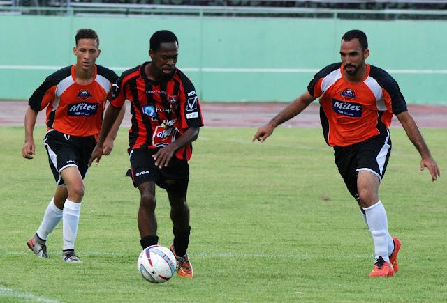 Bauger FC supera 1-0 a la Unev y  Atlético Cibao y Los 30 de VP 1-1