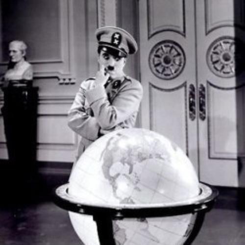 O Grande Ditador, filme de Charles Chaplin.