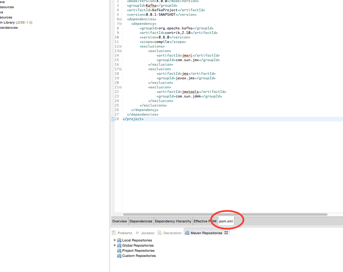 The Fake Geek's blog: Apache Kafka Java API example