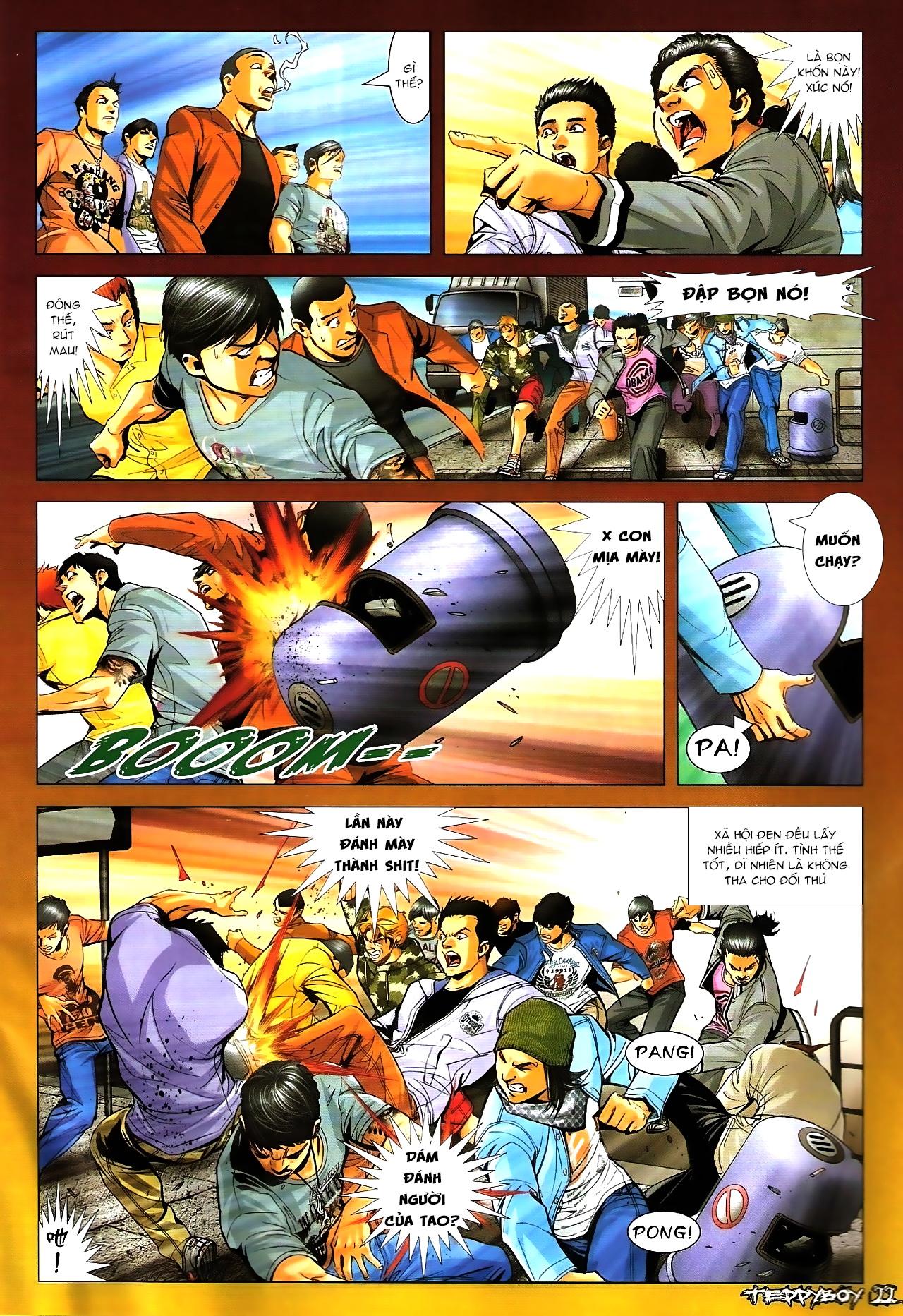 Người Trong Giang Hồ - Chapter 1288: Thần nhân Đại Phạn - Pic 19