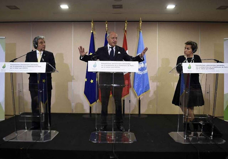 Pré-COP21 em Berlim anuncia irreversibilidade das metas