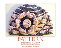 how to crochet, cloche, flapper hat,crochet patterns, womens hats,