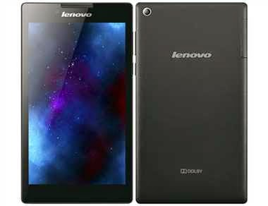 Lenovo launched in India Tab 2 A-730