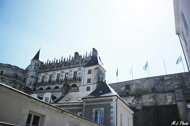 M-ii Photo : Les Châteaux de la Loire - Amboise