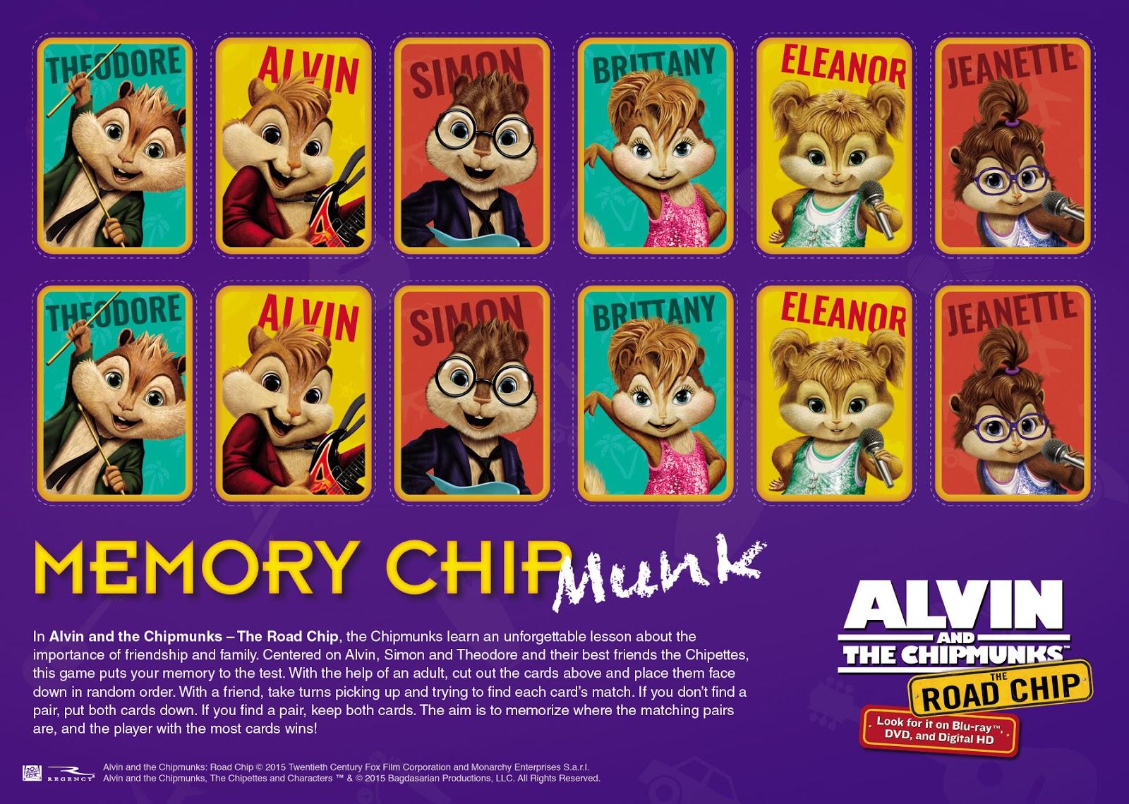 one momma saving money alvin  the chipmunks the road