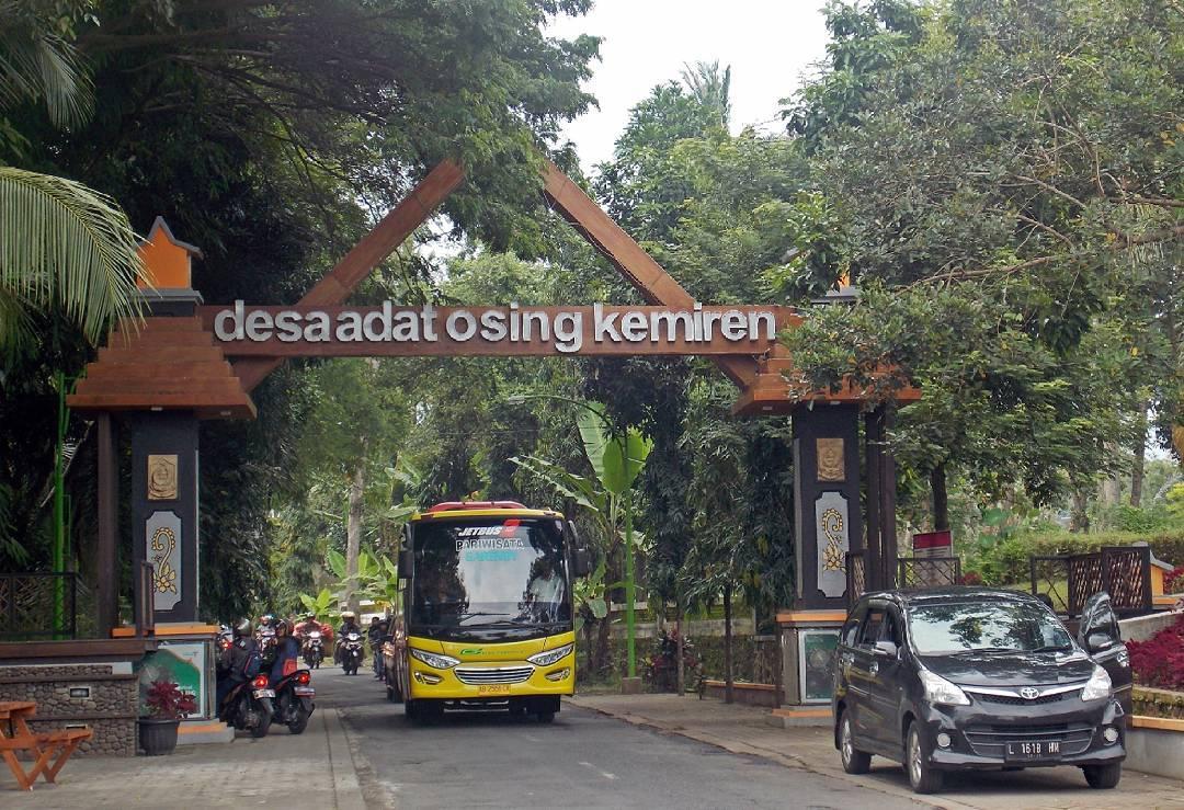 Desa adat Osing Kemiren | Sumber: TravelBOS.ID