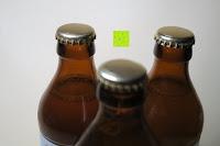 Kronkorken: fariment - 3 Liter Original Bio Kombucha Tee Getränk natürlich fermentiert und nicht pasteurisiert / Rohkost (3er Mix)