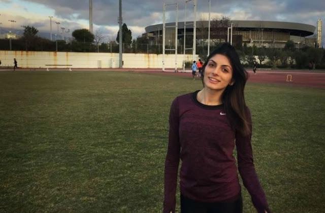 Στη Κωνσταντινούπολη η Κωνσταντίνα Γιαννοπούλου με την Εθνική ομάδα για το Βαλκανικό Πρωτάθλημα κλειστού στίβου