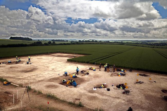 Skeletons and roundhouses: Dorset slowly gives up its prehistoric secrets