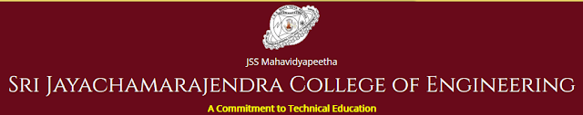 Sri Jayachamarajendra College of Engineering (SJCE) Results 2017 SJCE Mysore Results 2017
