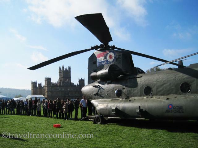 Heroes At Highclere Was Organised To Play Tribute The Fantastic Work And Contribution Made By Armed Forces