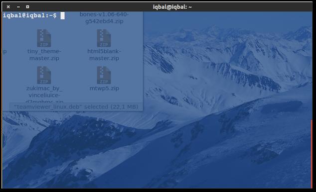 install file deb di ubuntu