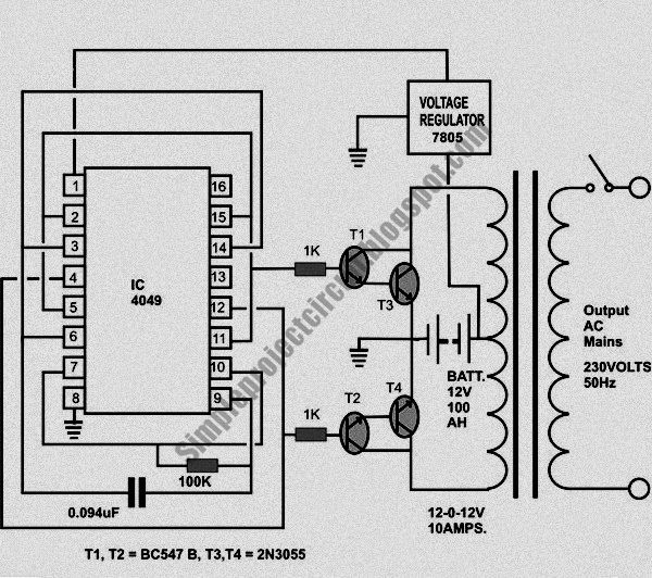 Simple Project Circuit