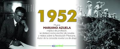 Escritor Mariano Azuela