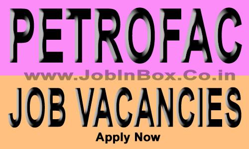 Petrofac Jobs