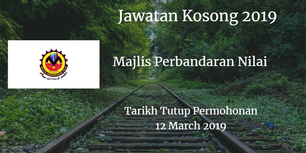 Jawatan Kosong MPN 12 March 2019