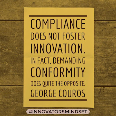 Compliance: #IMMOOC inspired post