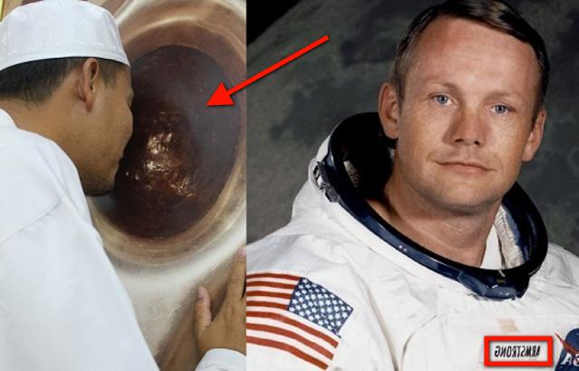 Masya Allah...Akhirnya Neil Amstrong Bongkar Misteri Hajar Aswad yang Dirahsiakan NASA Sejak 40 Tahun lalu